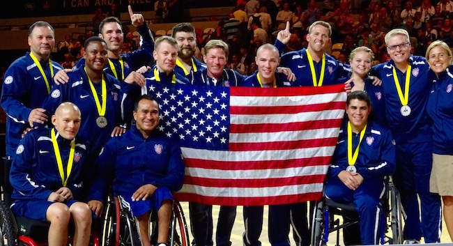 Invictus Games and Ken Fisher