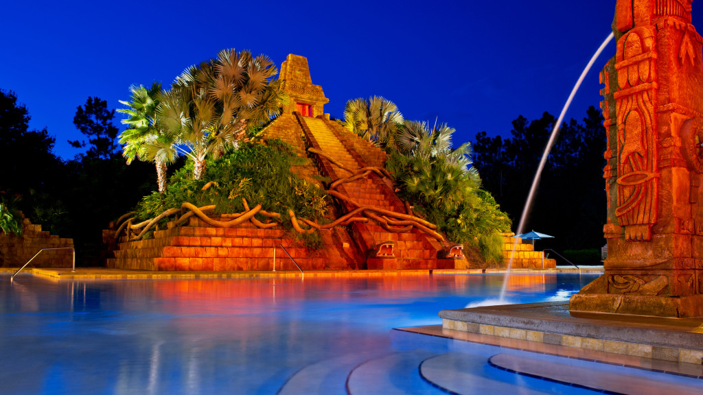 Disney's Coronado Springs_Amenities_Pool