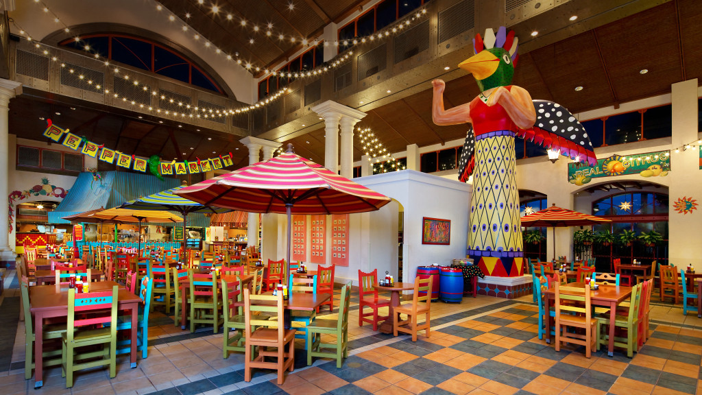 Disney's Coronado Springs_Dining_Pepper Market