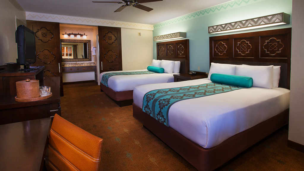 Disney's Coronado Springs_Guest Room