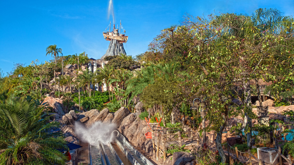 Disney's Typhoon Lagoon Water Park-2