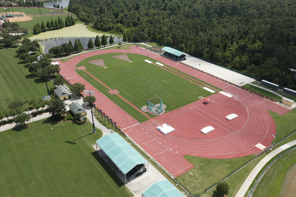 ESPN Wide World of Sports for Invictus Games 2016_Track&Field_Complex