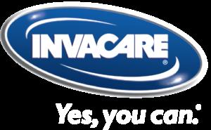 Invacare 3D White Logo