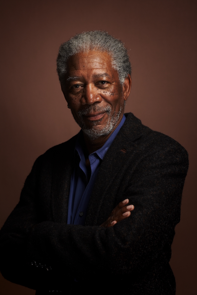 Morgan Freeman and Invictus Games 2016