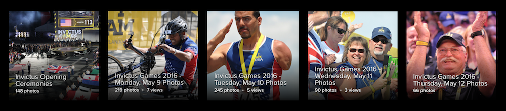 Download Photos of Invictus Games 2016