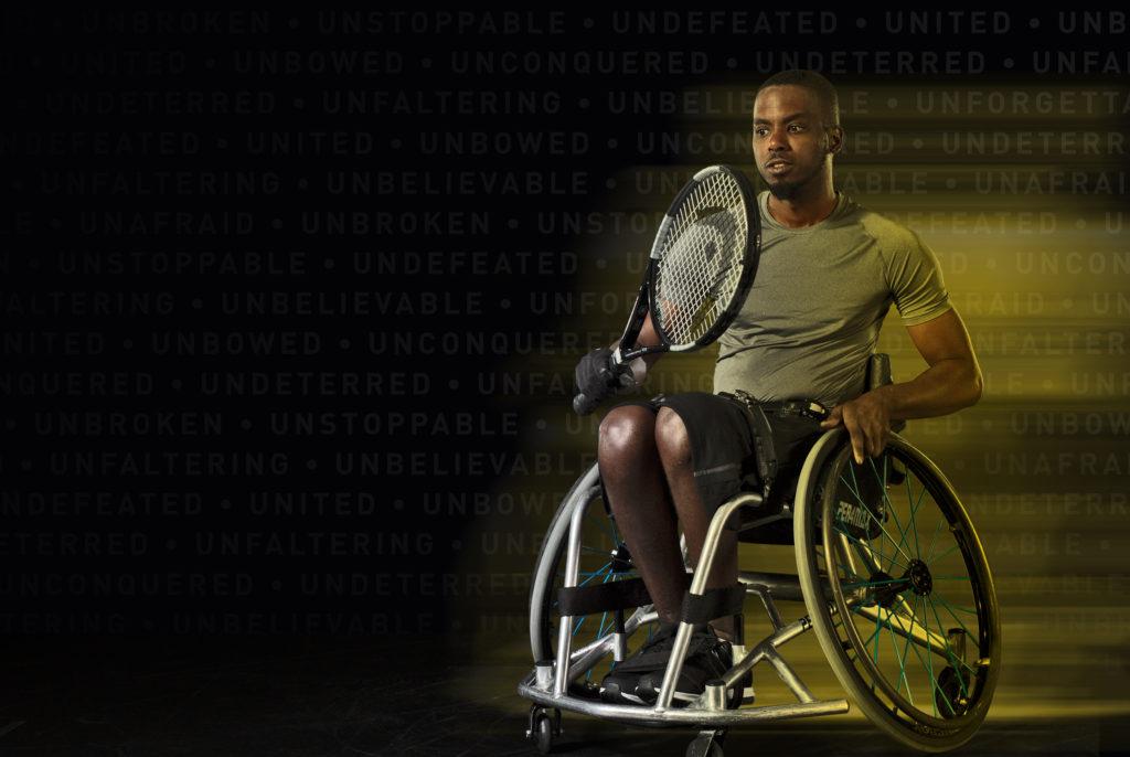 Wheelchair Tennis at Invictus Games 2016